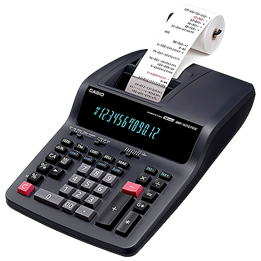 Räknare Casio DR-420TEC