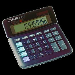 Räknare Citizen SDC-577