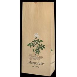 Potatispåse Matpotatis