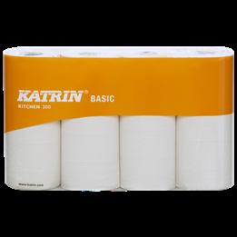 Hushållspapper Katrin Basic 200 1-lager