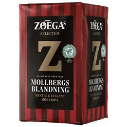 Kaffe Zoega Mollbergs blandning 450g