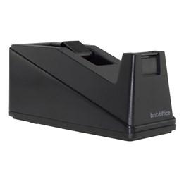 Tejphållare svart passar 10-33m kontorstejp med 19mm kärna