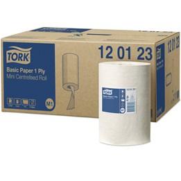 Torkrulle Tork Universal M1 Mini-Tork 1-lager Vit