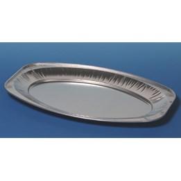 Uppläggningsfat aluminium