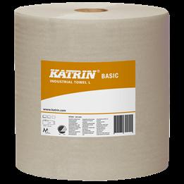 Torkrulle Katrin Basic L 1-lager