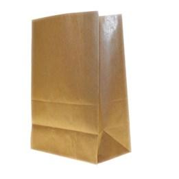 Papperspåse sos Brun