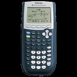Räknare Texas TI84 Plus