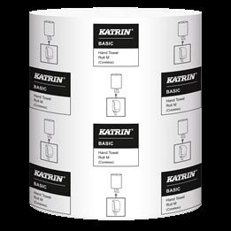Torkrulle Katrin Basic M hylslös 1-lager