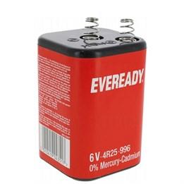 Batteri 4R25 6 Volt