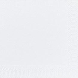 Servett 1-lager 33x33cm 4-vikt