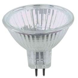 Halogenlampa dEcostar Reflektor & Frostat glas