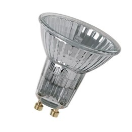 Halogenlampa halopar 16 Eco, Frostat Glas