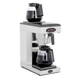 Kaffebryggare Coffe Queen Storhushåll