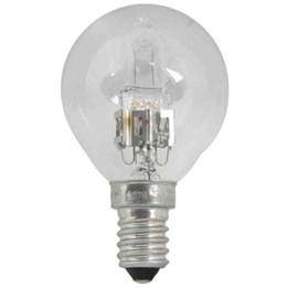 Halogenlampa Klot Eco Superstar, Dimbar