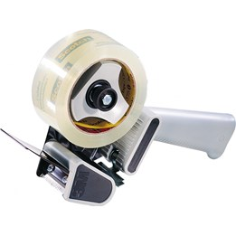 Tejphållare för packtejp med 25-50mm bredd