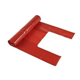 Avfallspåse Röd 280/170x580mm