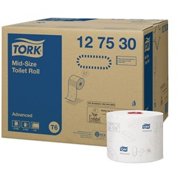 Toalettpapper Tork Advanced T6 2-lager
