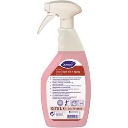 Sanitetsrent Sani 4in1 Spray 750ml