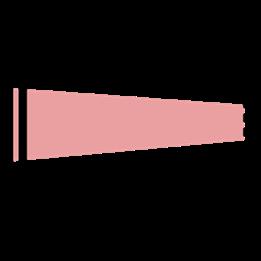 Etiketthållare för hylla