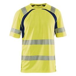 Varsel T-Shirt med UV-Skydd