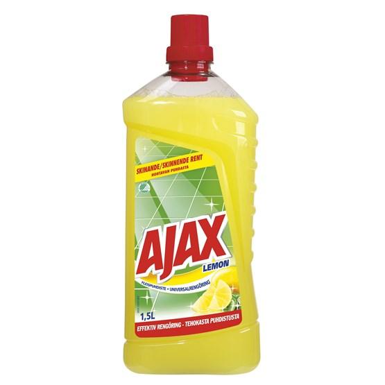 Ajax krok upp