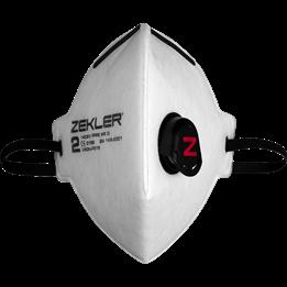 Dammfiltermask halv 1402V FFP2V