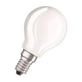 Ledlampa Klot Matt E14
