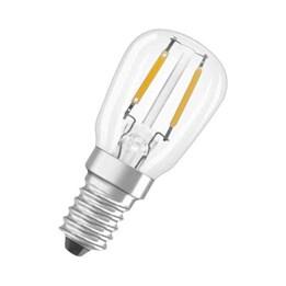 Ledlampa Päron Klar E14