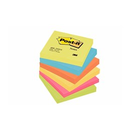 Post-it Hot Pink Rainbow