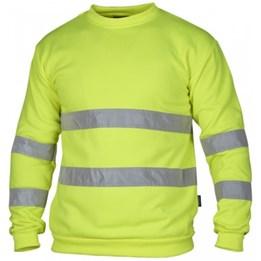 Sweatshirt Varsel med mudd klass 3