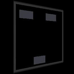 Informationstavla A4 magnetisk