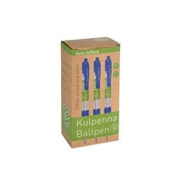 Kulpenna BNTOffice Green Blå/blå