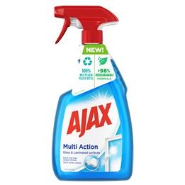 Glasputs Ajax Triple Action Spray 750ml