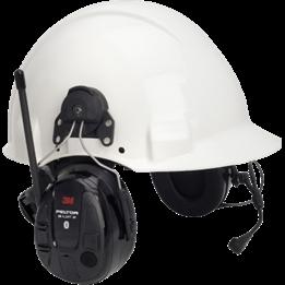 Hörselkåpa Peltor med hjälmfäste MRX21P3E2WS6