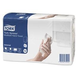 Pappershandduk Tork H2 Multifold Universal 2-lager