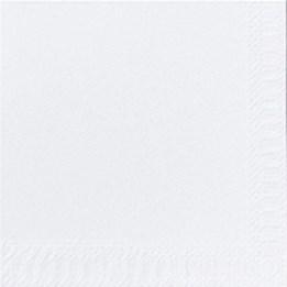 Servett 24x24cm 1-lager 4-vikt