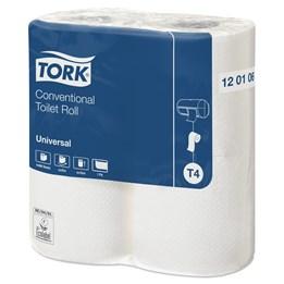 Toalettpapper Tork Universal T4 1-lager