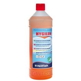 Sanitetsrent Nilfisk Hygien