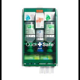 Första hjälpen-station Plum Quicksafe
