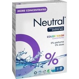 Tvättmedel Neutral 1,65kg