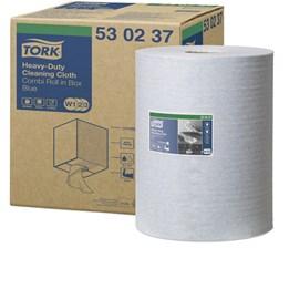 Torkrulle Tork Premium W1/W2/W3 Blå 1-lager