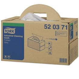 Torkduk Tork Premium W7 Grå 1-lager