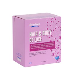 Duschtvål Sterisol Hair & Body