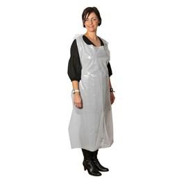 Förkläde vit