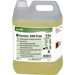 Golvunderhållsmedel Jontec 300 Free