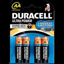 Batteri Duracell Ultra AA