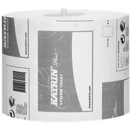 Toalettpapper Katrin Plus System 680 2-lager
