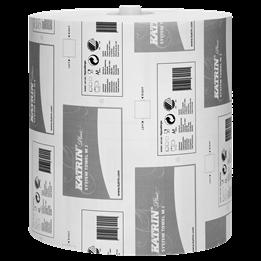 Torkrulle Katrin System M2 2-lager
