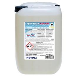 Tvättmedel Nordex Liquid wash 10L Color
