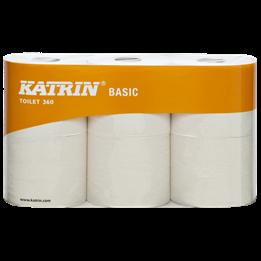 Toalettpapper Katrin Basic 360 2-lager